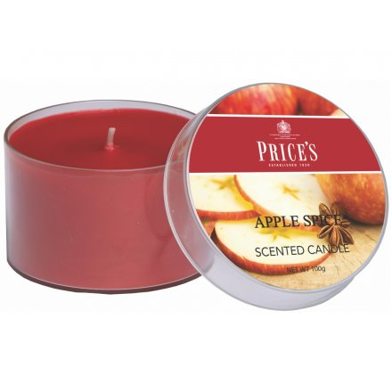 Prices Scented Candle - Apple Spice