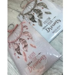 Add a sweet dream theme to your home spaces with these beautifully finished scented sachet bags