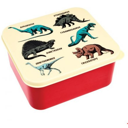 this red little lunch box will be just what your little ones need for school and travels