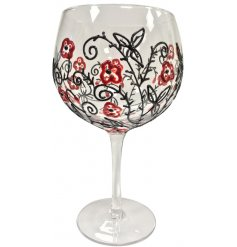 this large stemmed gin glass will be sure to make a wonderful gift idea for any Gin Enthusiast