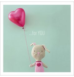 A sweet card to give to any loved one on gift giving occasions