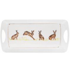 this stylishly sturdy tray is part of a new range of Kitchenwares, suitable for any Country Living inspired home