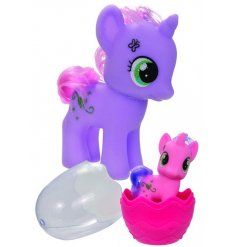 Open the egg to discover which enchanting unicorn toy your little ones got!
