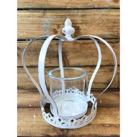 Medium Antique Crown, 23cm