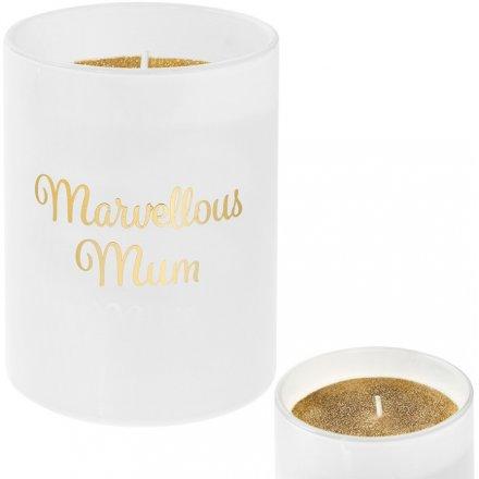 Marvellous Mum Candle