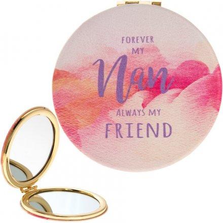 Forever Nan Compact Mirror