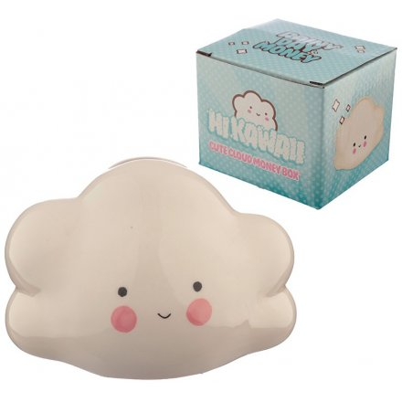 Hi Kawaii Cute Cloud Money Box