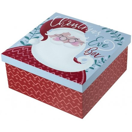 Santa Claus Christmas Eve Box