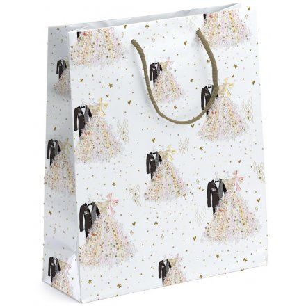 Wedding Gift Bag, Medium