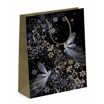 Patterned Fairy Small Gift Bag