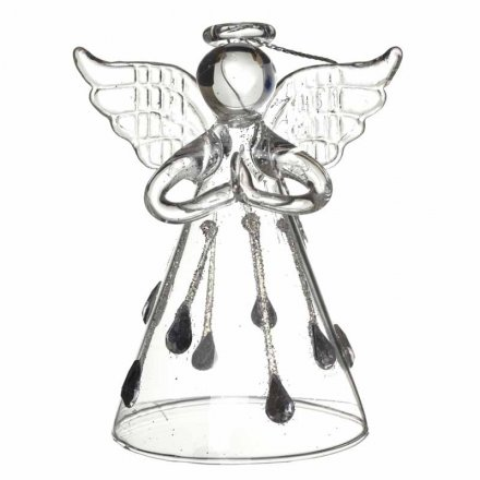Glitter Droplet Angel