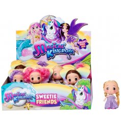 Collectable sweetie friends dolls by magical kingdom. A fabulous pocket money priced gift item.