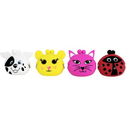 Coin Purse Animal Mix 43465 Kids Toys And Games