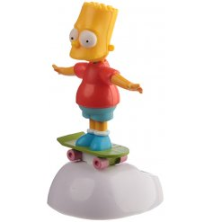 A must have solar pal for Simpsons fans! An official, licensed Bart Simpson design solar pal.