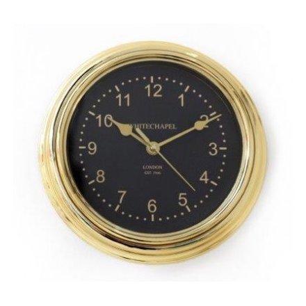 Gold Clock, 22cm
