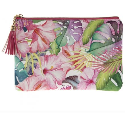 Clutch Bag, Tropical