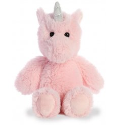 Made from a plush soft material, this colourfully finished plushie is a perfect cuddly compainion