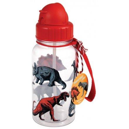 Prehistoric Dinosaur Water Bottle