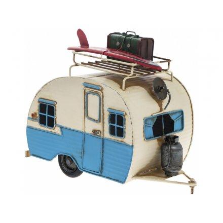 Vintage Caravan Model