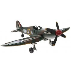 A fine quality vintage spitfire model with gift box.