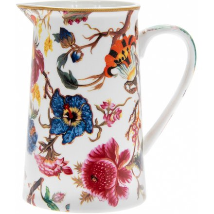 Floral Anthina Medium Jug