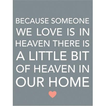 why we love someone