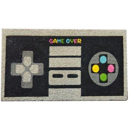 Game Over Controller Doormat