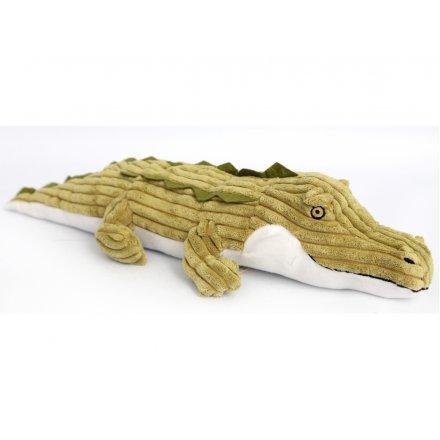 Crocodile Doorstop, 46cm