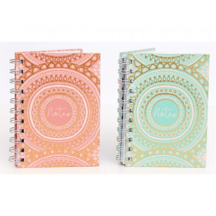 Festival Life A6 Notebook Assortment