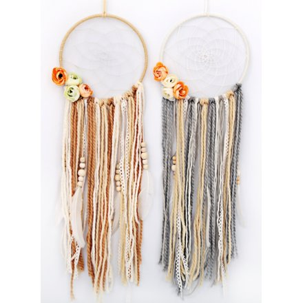 Flower Dream Catcher, 2a