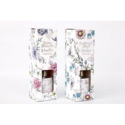 Fragrance Reed Diffuser, Secret Garden