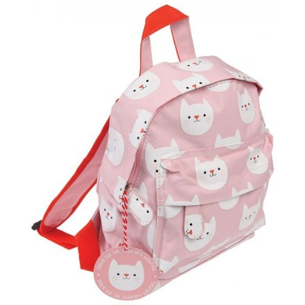 Cookie The Cat Childrens Backpack