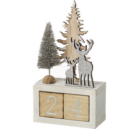 Perpetual Advent Calendar 18cm