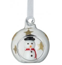 A charming little ornament that will be sure to place perfectly on any Christmas Tree