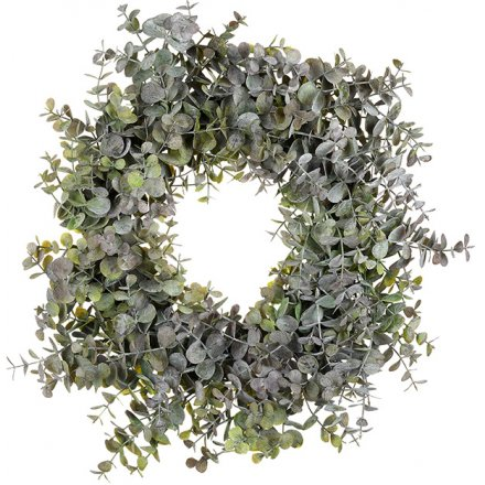 Large Eucalyptus Wreath 35cm