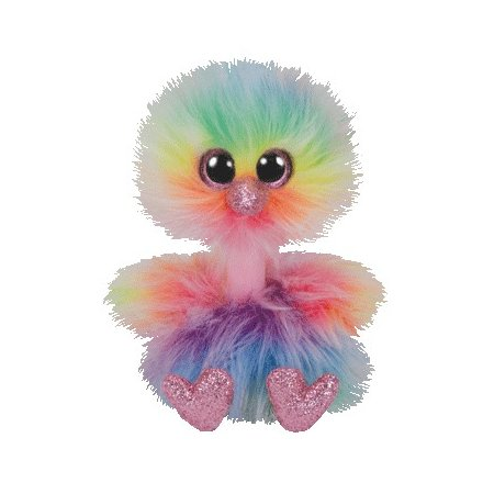 ASHA Beanie Boo TY Soft Toy