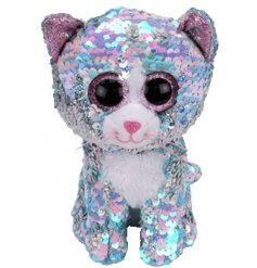 Part of the Brand New range of TY Flippables is this charmingly sparkly Whimsy TY Beanie Boo