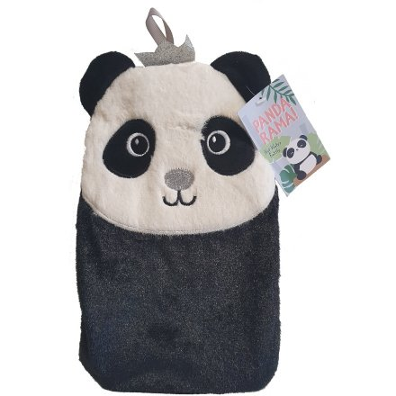 Panda Princess Hot Water Bottle