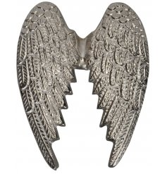 Bring a Luxe Angelic touch to your home decor with this gorgeous pair of ornamental Angel Wings