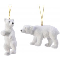 adorable accents for any Winter Wonderland inspired Tree display at Christmas Time