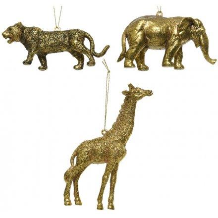 Wild Animal Hangers, 3a
