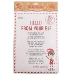 An adorable Elf adoption pack includes 4 pieces.