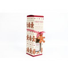 A lovely gingerbread scented reed diffuser to fill your home with a gorgeous Christmas aroma.