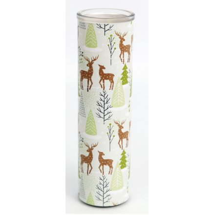 Fig And Wood Sage Tube Candle