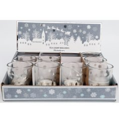 A charming new range of Christmas Homewares with a Snowflake inspired decal and frosty themed accents