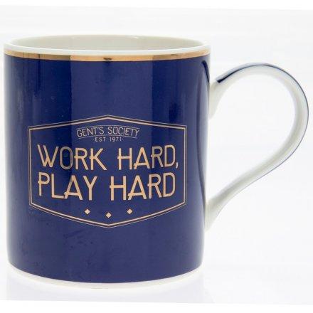 Gents Society Mug