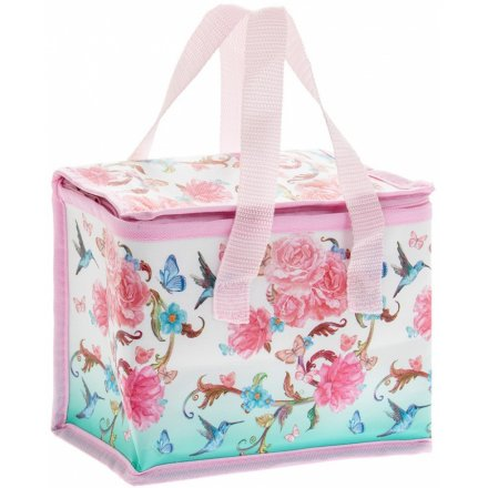 Lunch Bag, Oriental Blossom