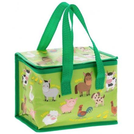 Fun Farm Children's Lunch Bag