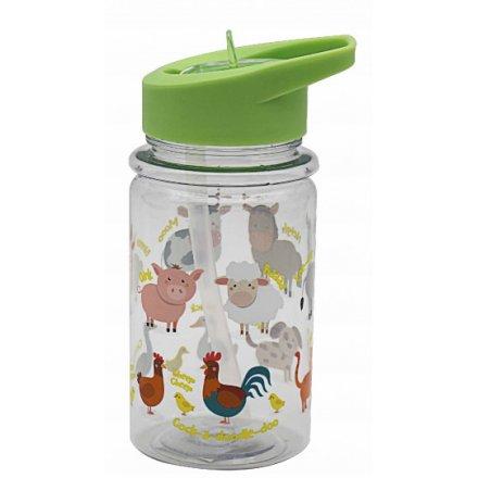 Fun Farm Children's Drinking Bottle