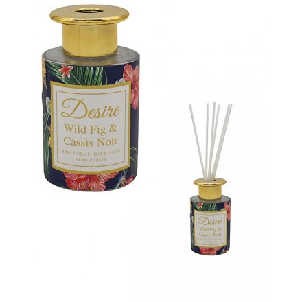 Wild Fig & Cassis Noir Boutique Diffuser